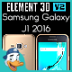 Samsung Galaxy J1 2016 for Element 3D