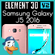 Samsung Galaxy J5 2016 for Element 3D