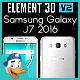 Samsung Galaxy Tab A 2016 for Element 3D