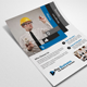 Civil Engineer & Architect Business Flyer