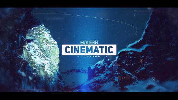 Videohive Cinematic Slideshow 19671664