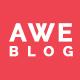 Aweblog - Responsive Personal Blog HTML Template