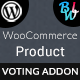 WooCommerce Product Voting Addon