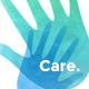 Care - Non-profit & Creative unbounce Landing Page