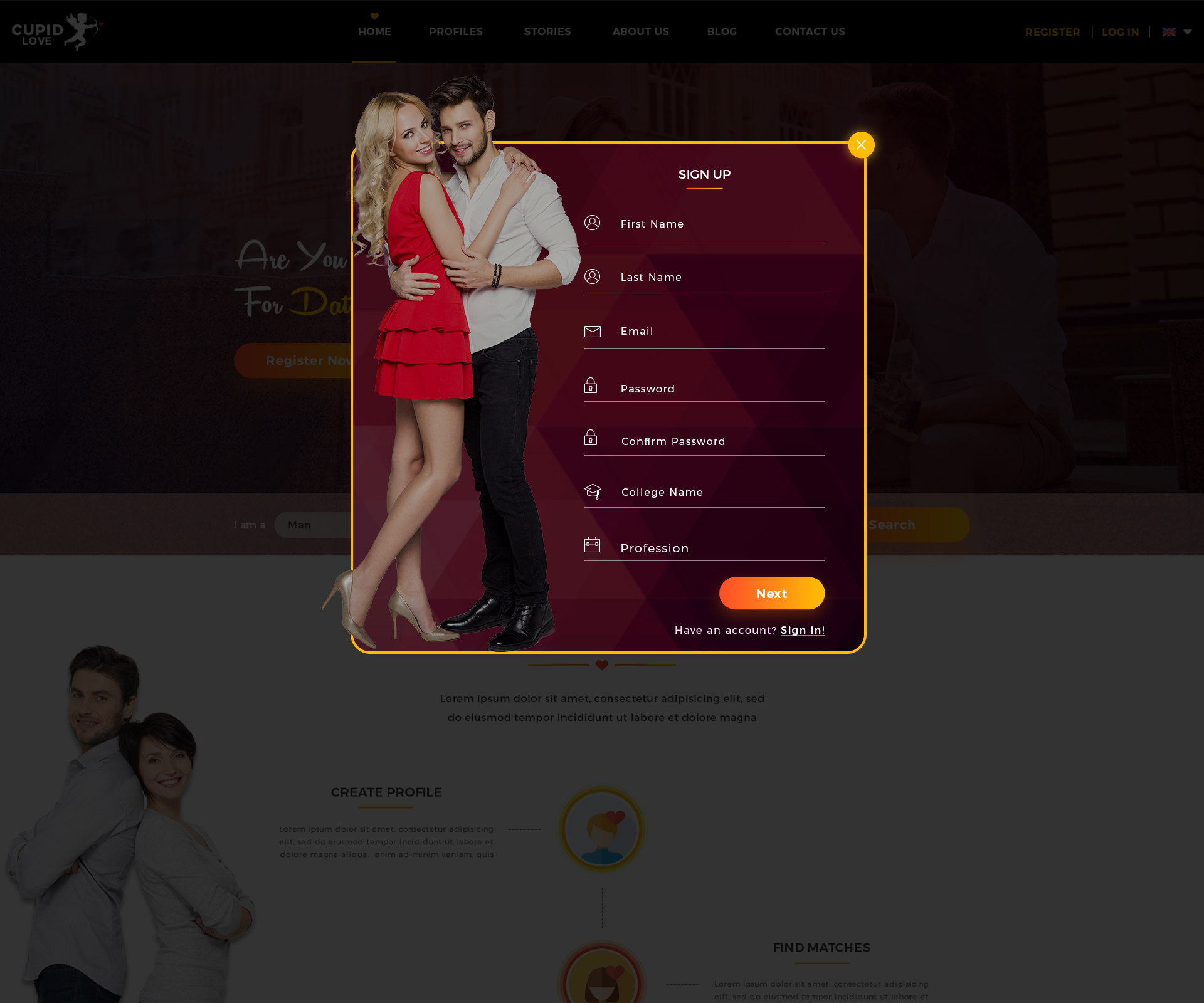 i love cupid dating site Leading chinese dating site with over 1 million members help spread the word about chinalovecupidcom weibo cupid media, the cupid media logo.