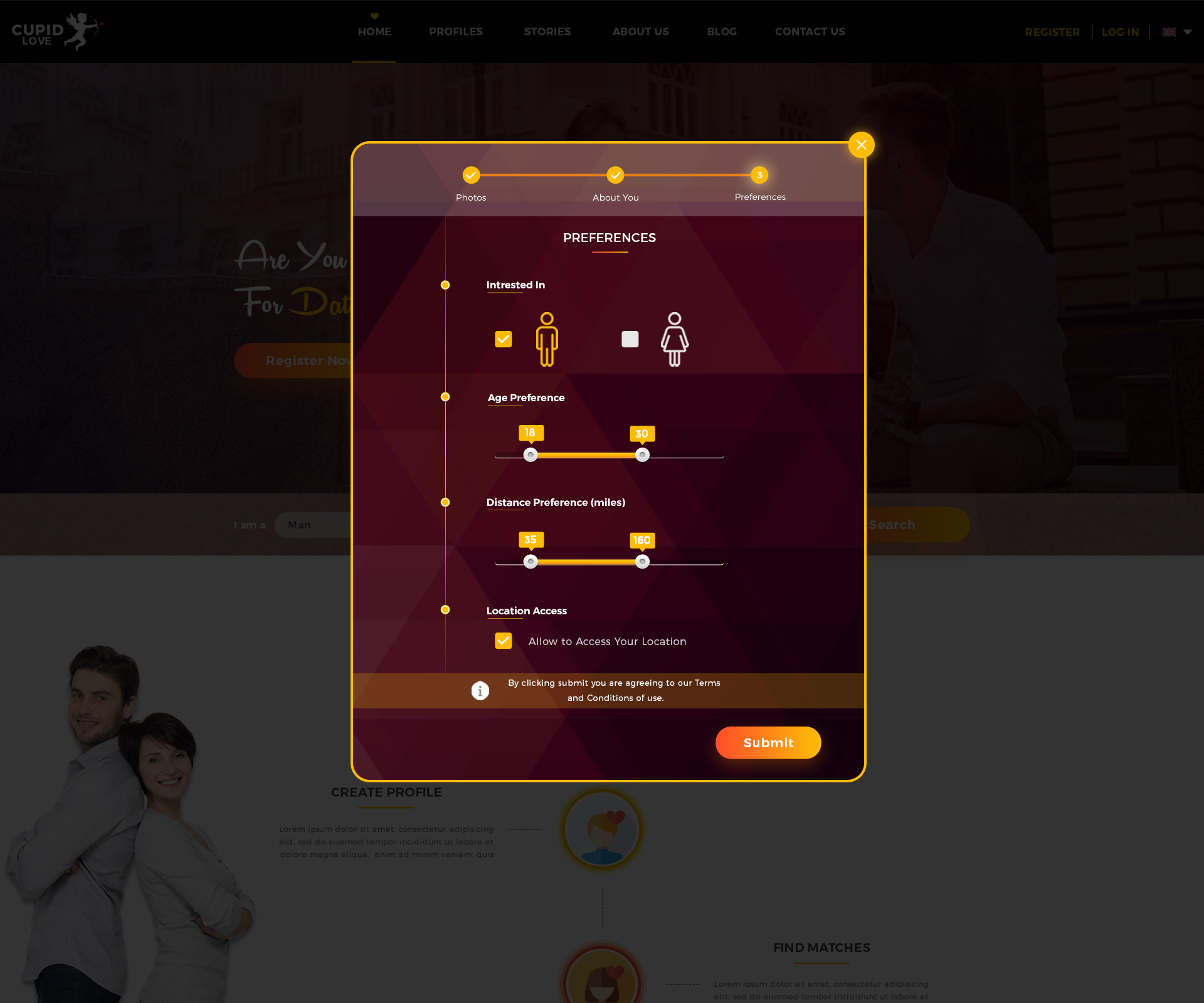 love story dating website theme 13+ dating wordpress themes & templates  dating love story wordpress theme  whenever you choose to do your dating website,.
