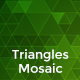 Triangles Mosaic Backgrounds