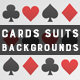 Cards Suits | Backgrounds
