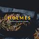 Holmes - Food Google Slide Template