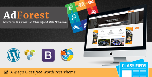 AdForest - Classified WordPress Theme