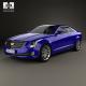 Cadillac ATS coupe 2015
