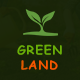 Greenland - Garden & Landscaping PSD Template