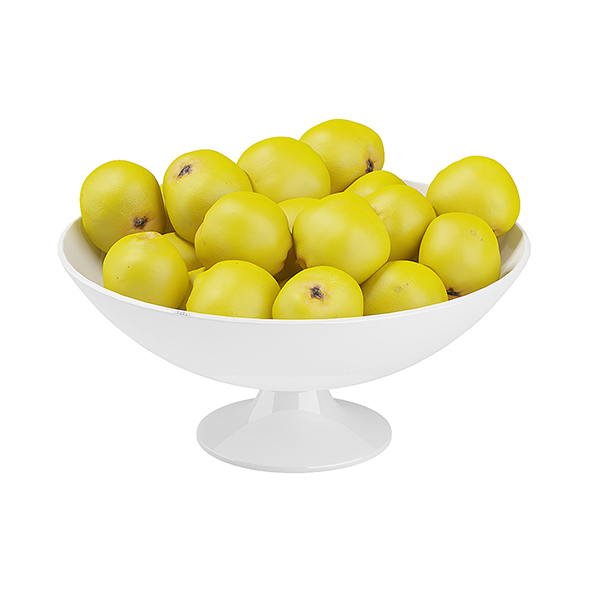 3DOcean Bowl of Quince 19677974