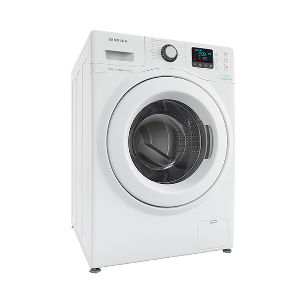 3DOcean Samsung WF80F7E3P6W washing machine 19678559
