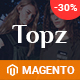 SM TopzStore - Responsive and Customizable Magento 2 Theme