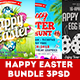 Easter Bundle Flyers