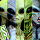 Realistic Aliens Bundle 2