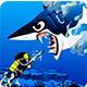AngryShark : Best Scuba Fishing Game : Android Full BuildBox Game Android Studio Project | IOS