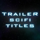 Trailer SCI-FI Titles