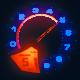 Speedometer Titles & Logo Revealer