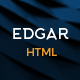 Edgar - Multipurpose HTML Template