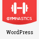 Gymnastics WordPress Theme