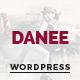 DANEE - Onepage WordPress Theme