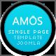 AMOS - Template voor Joomla - Joomla CMS Themes