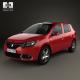 Renault Sandero (BR/RU) 2014