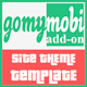 gomymobiBSB's Site Theme: Vintage Business