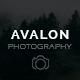Avalon - стильная тема фотографии и портфолио на WordPress