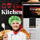 LiveKitchen - HTML5 Restaurant Template