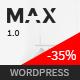 Max - Responsive WooCommerce Theme