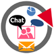 Company Messenger - Chat, Email, Notification ,One to One Chat Real Time (Open Source Application)