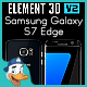 Samsung Galaxy S7 Edge for Element 3D