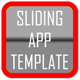 Sliding Tab Design Template