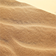 Sand Dune with Wind