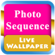 Photo Sequence Live Wallpaper with AdMob