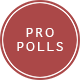 Pro Polls - PHP Poll Vote Script