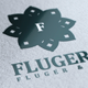 Flugers Logo - GraphicRiver Item for Sale