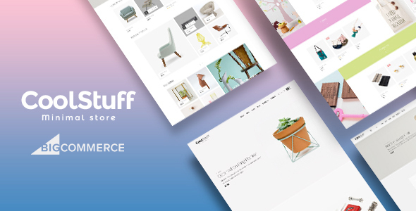 AP Coolstuff - Responsive Bigcommerce Theme Template