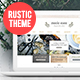 Rustic State WordPress Theme