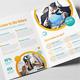 Creative Circles Bifold Brochure