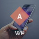 Azulapp - Creative WP Landing Page Theme