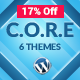 Core One - Multipurpose One Page Theme
