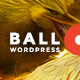 Ball — Multipurpose Entertainment/Event/ Portfolio WP Theme