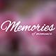 Memories of Moments