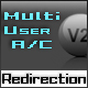 Multi user Password a/c with URL redirection - ActiveDen Item for Sale