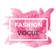 Fashion Vogue - Modelling Agency and Portfolio PSD Template