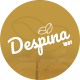 Despina - Coffee & Cake PSD Template